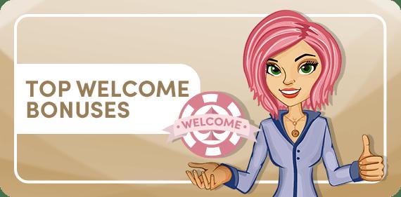 Best Welcome Bonuses