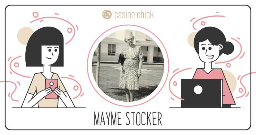 World known Mayme Stocker