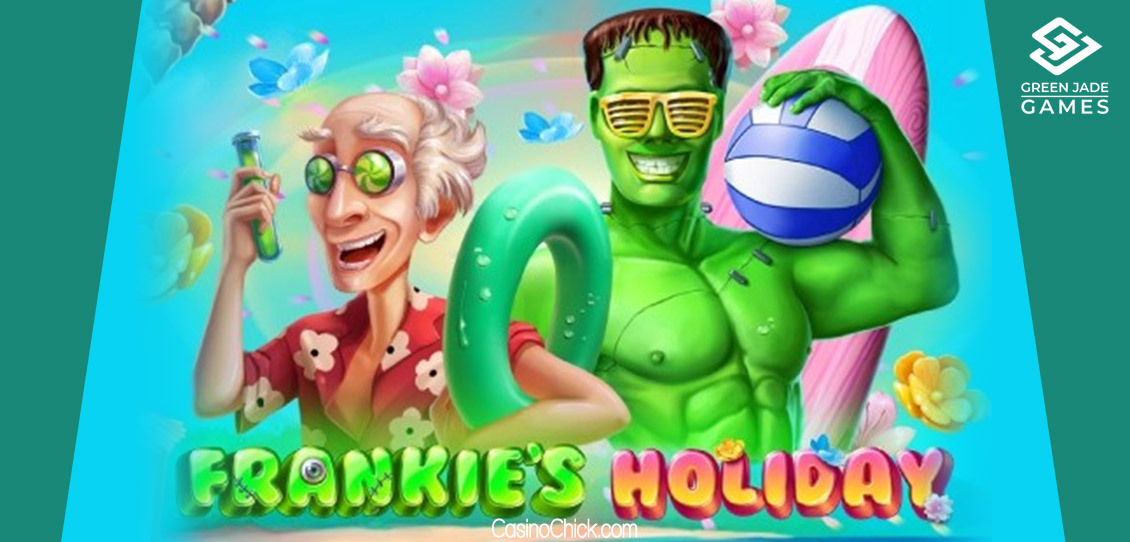 Green Jade Frankies Holiday slot