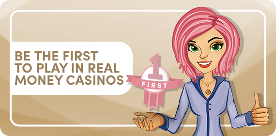 Starta playing in real money casinos