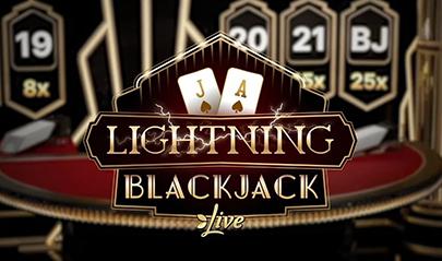 Lightning Blackjack Live Game Review
